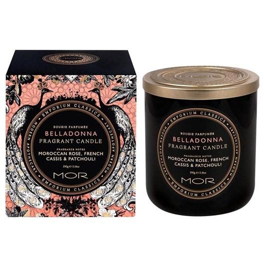 MOR Fragrant Soy Candle Belladonna 380g