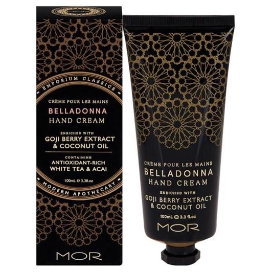 MOR Emporium Classics Hand Cream Belladonna 100ml