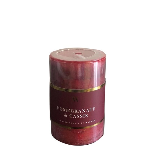 Waxglo Scented Votive Candle 50mm - Pomegranate Cassis