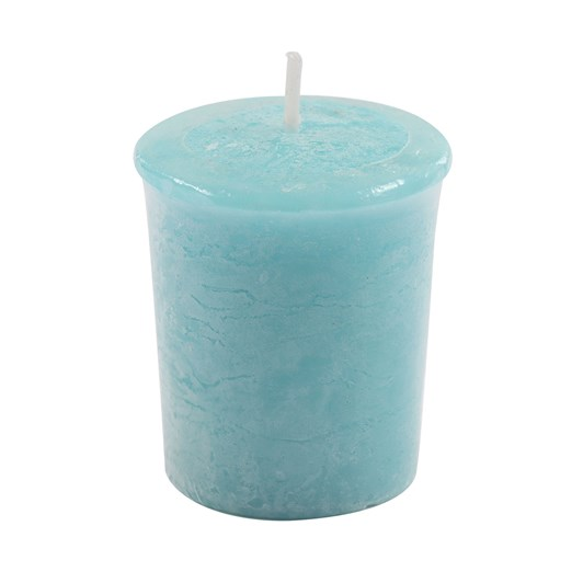 Waxglo Scented Votive Candle 50mm - Waterlily Seagrass