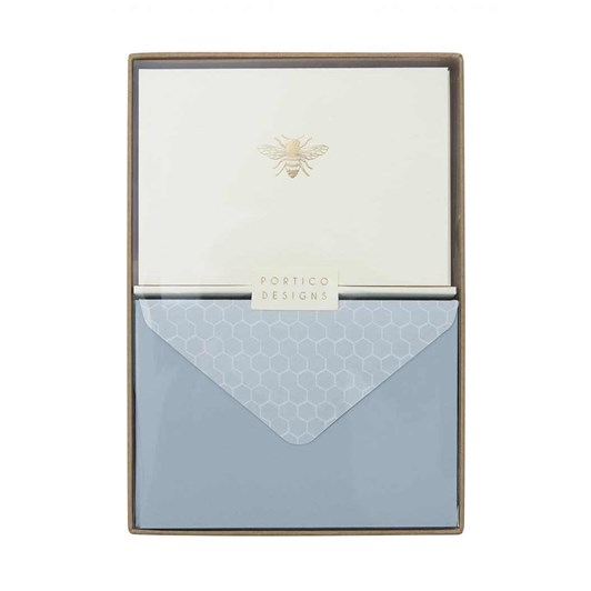 Image Gallery Notecards Box10: Bee