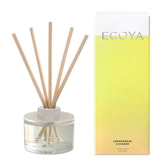 Ecoya Mini Reed Diffuser - Lemongrass & Ginger