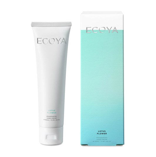 Ecoya New Hand Cream 100ml - Lotus Flower