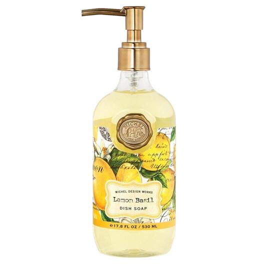 MDW Lemon Basil Dish Soap