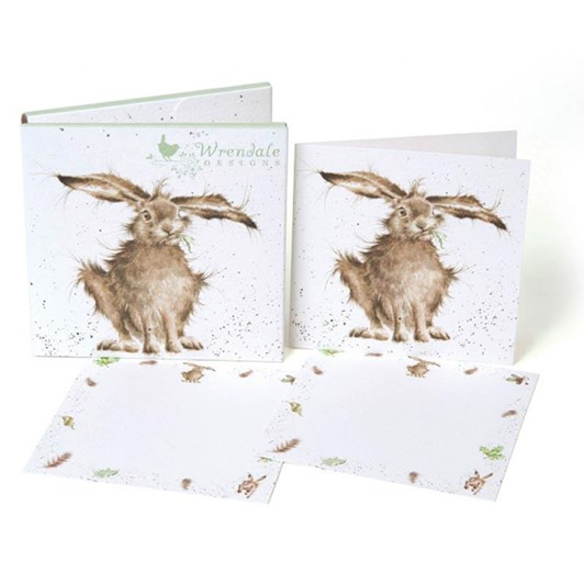 Image Gallery Countryset: Notecard Pack Hare