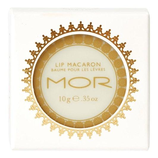 MOR Boxed French Vanilla Lip Macaron 10g