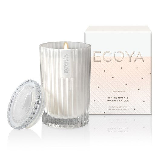 Ecoya Mini Celebration - Warm Vanilla & White Musk