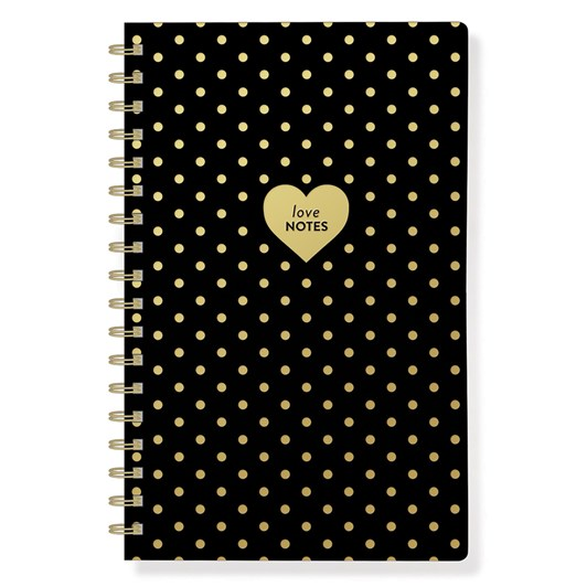 Fringe Love Notes Journal