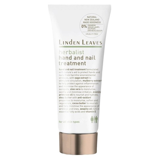 Linden Leaves Hand and Nail Treatment 100ml
