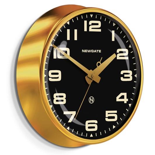 Newgate Brixton Clock - Radial Brass