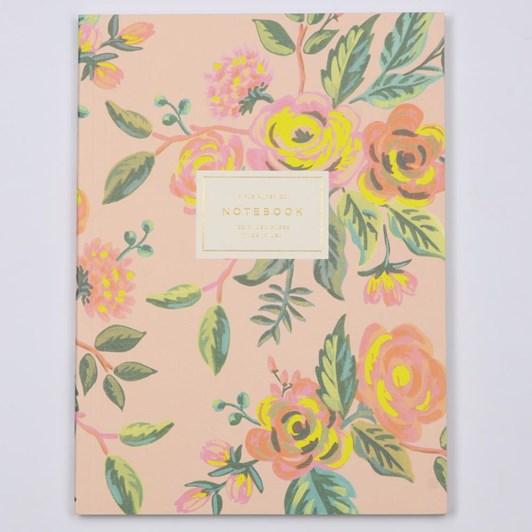 Rifle And Co Jardin De Paris Memoir Ruled Large Notebook