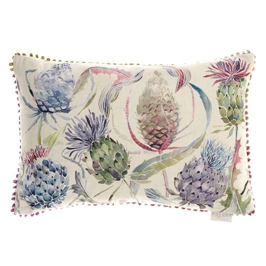Tiverton Meadwell Loganberry Cushion 40x60