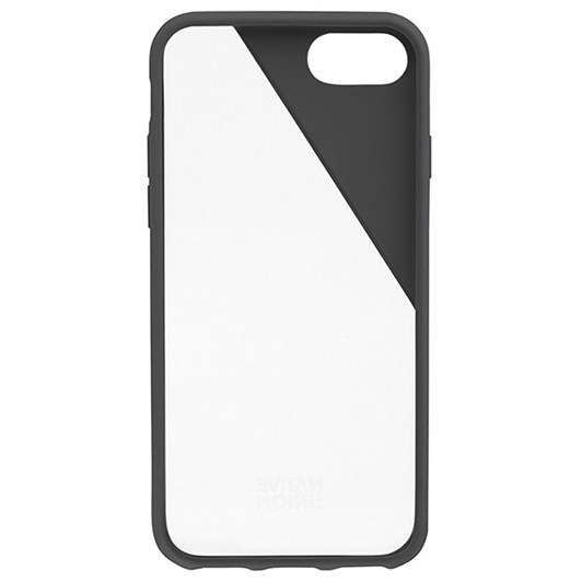 Native Union Clic Crystal Case for iPhone 7 (Smoke)