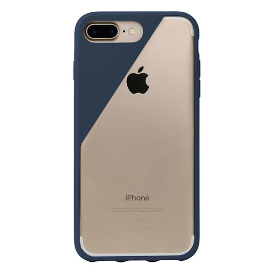 Native Union Clic Crystal Case for iPhone 7 Plus (Marine)