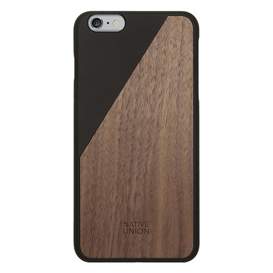 Native Union Clic Wooden Case for iPhone 7 Plus (Black)