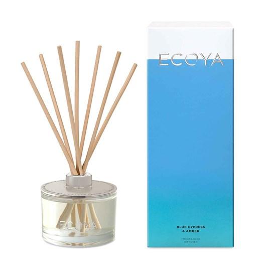 Ecoya Mini Diffuser - Blue Cypress & Amber