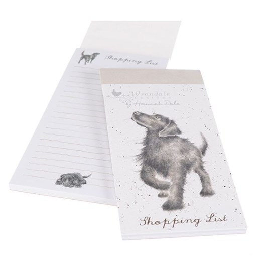 Wrendale Countryset Shop Pad Puppy