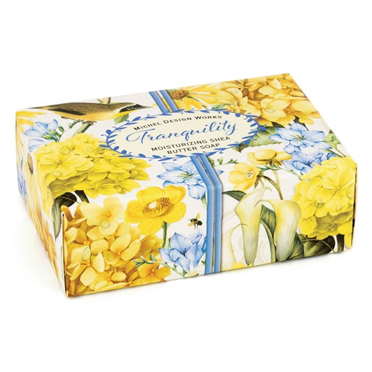 MDW Tranquility Boxed Soap