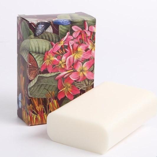 Tanya Wolfkamp Pink Frangipani Boxed Soap
