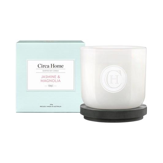 Circa Home Candle Jasmine & Magnolia 260g