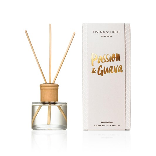 Living Light Dream Passion And Guava Diffuser 120ml