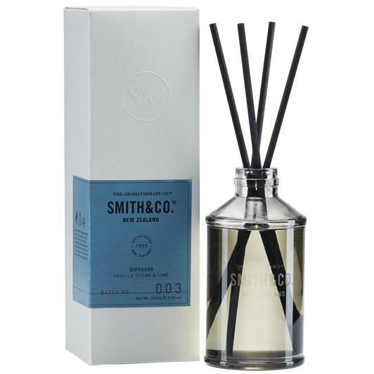 Smith & Co Diffuser 250Ml Vanilla Sugar & Lime