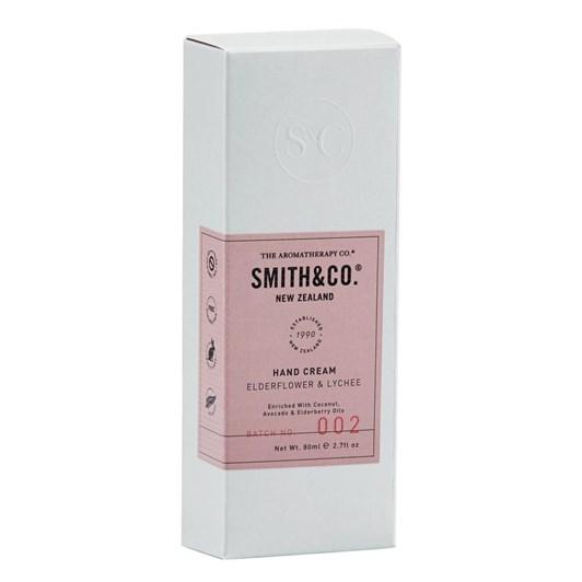 Smith & Co Hand Cream 80Ml Elderflower & Lychee