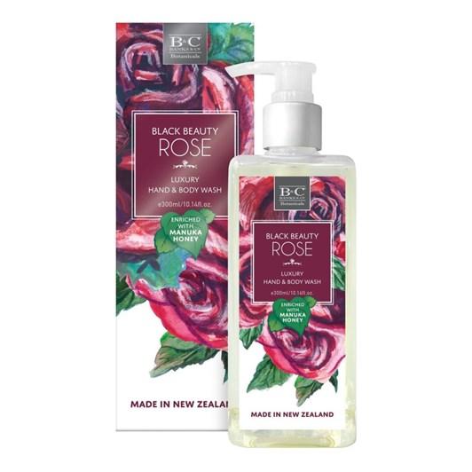 Banks & Co Black Beauty Rose Luxury Wash 300Ml