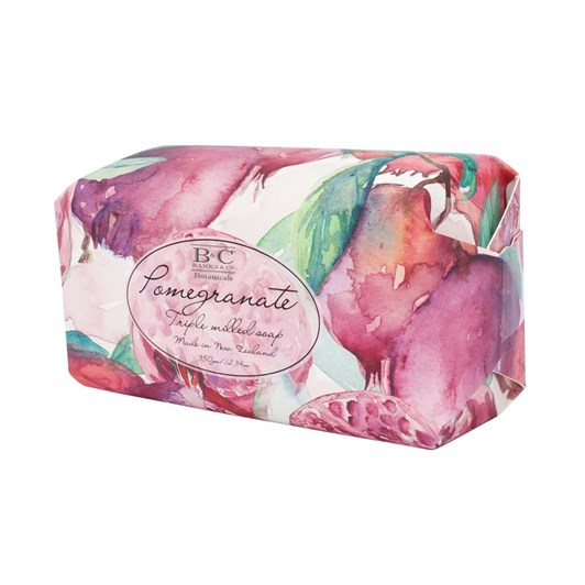 Banks & Co Pomegranate Luxury Soap