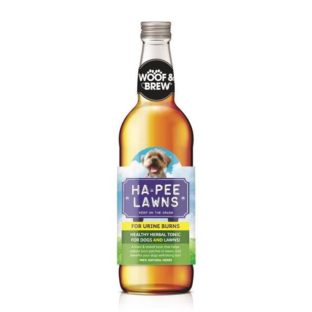 Woof & Brew Ha-Pee Lawns Herbal Tonic 560G -