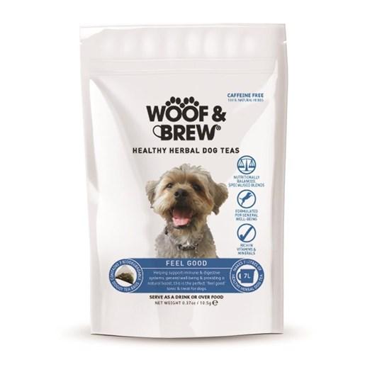 Woof & Brew Feel Good Tea