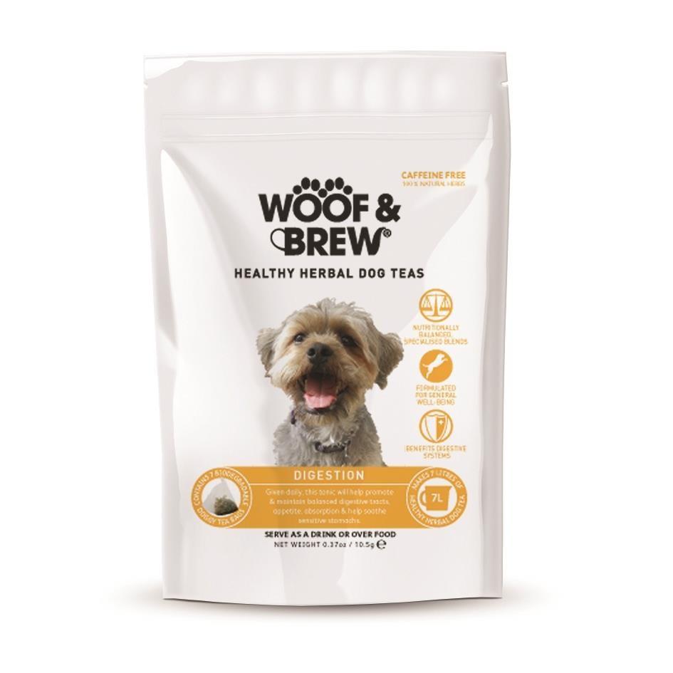 Woof & Brew Digestion Tea -