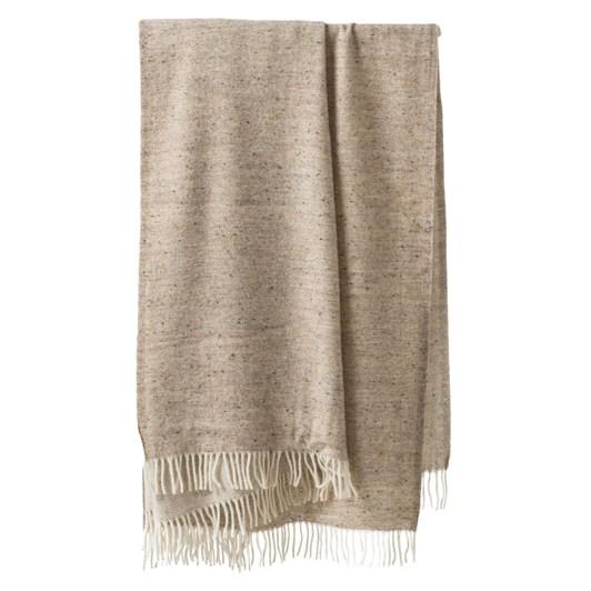 Citta Twill Wool Throw