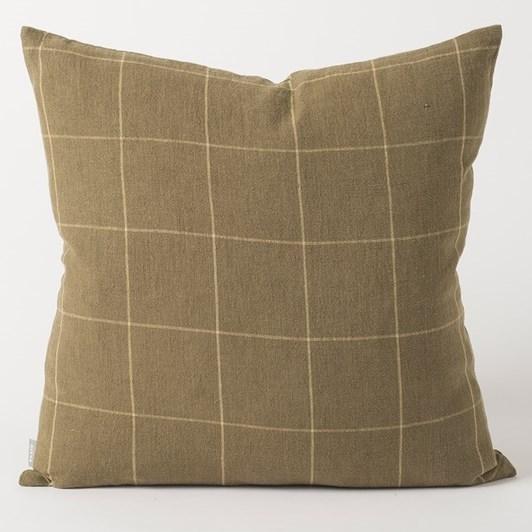 Citta Grid Cushion Cover