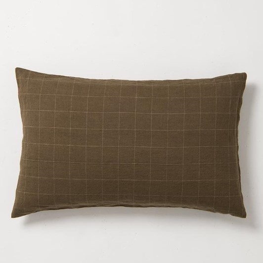 Citta Grid Pillowcase