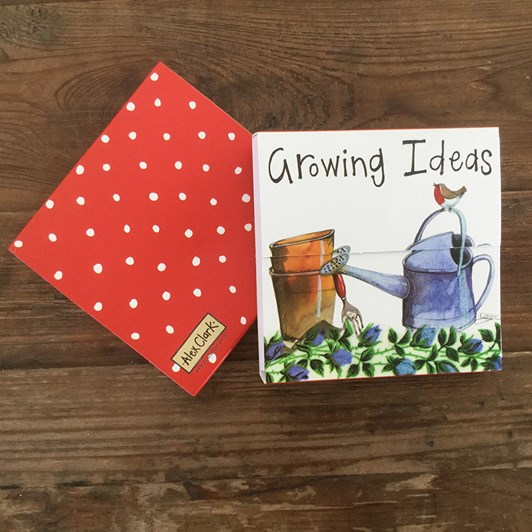 Alex Clark Growing Ideas Mini Magnetic Notepad