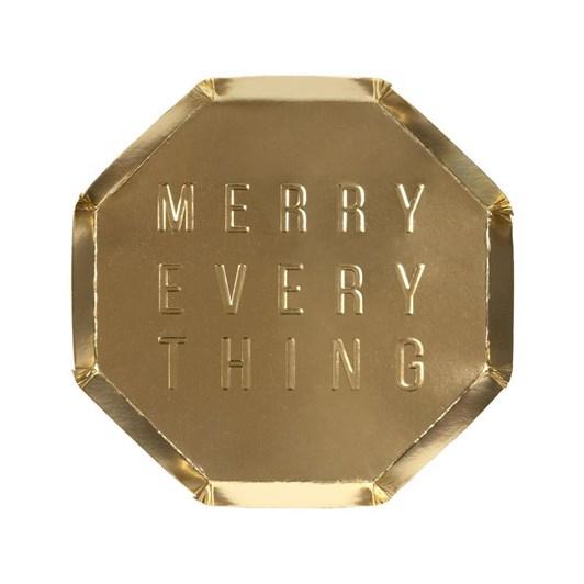 Meri Meri Small Merry Every Thing Plate