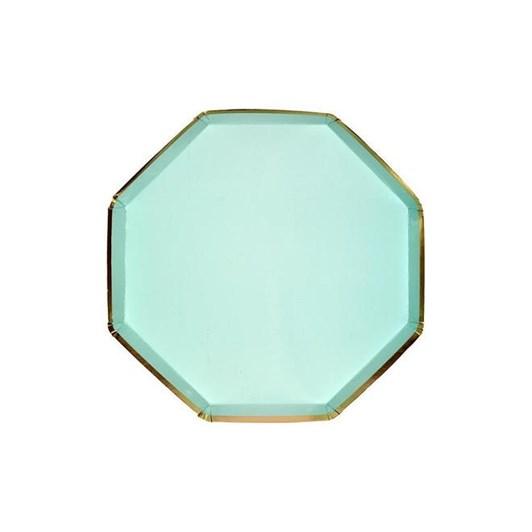 Meri-Meri Mint Cocktail Plate