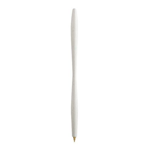 e+m Shaper Ballpoint White 17.5cm
