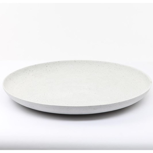 MRD Home Esher Platter Large Grey