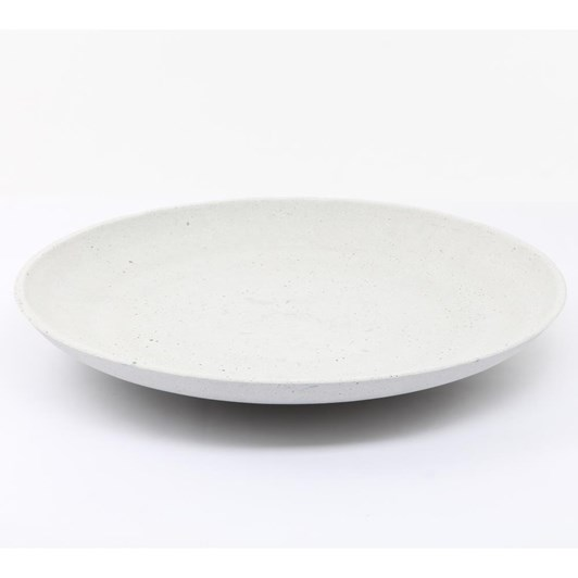 MRD Home Esher Platter Med Grey