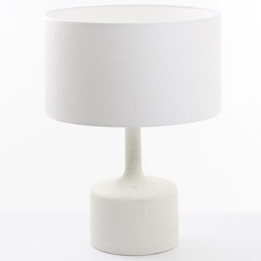 MRD Home Esher Lamp Small Chalk