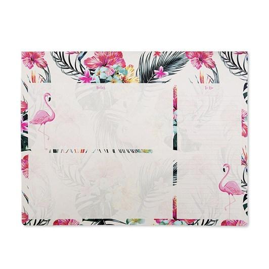Image Gallery Palm Springs Flamingo Large Deskpad