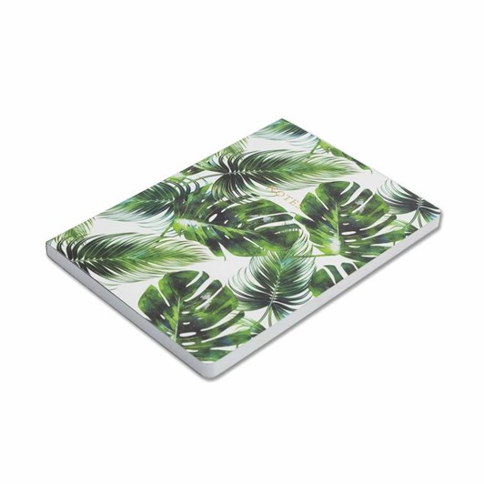 Image Gallery Tropical Leaf A5 Notebook
