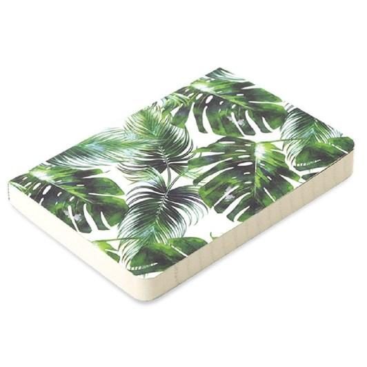 Image Gallery Tropical Leaf Handbag Notes