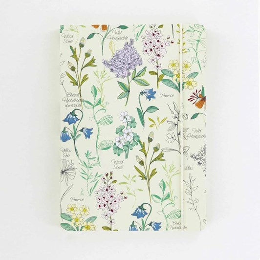 Image Gallery Botanical A5 Notebook