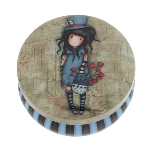 Gorjuss Trinket Tin The Hatter