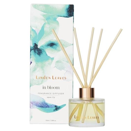 Linden Leaves Aqua Lily Fragrance Diffuser