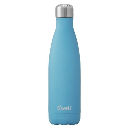 S'Well Stone Collection Blue Fluorite Insulated Bottle 500ml