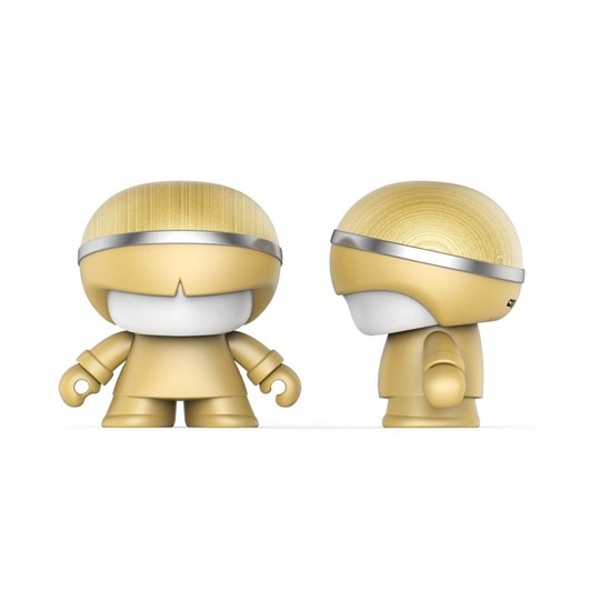 "Xoopar Boy 3"" Limited Edition Gold Bluetooth Speaker"